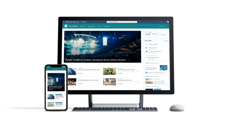 SharePoint for collaboration, content and knowledge management